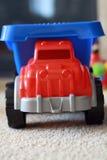 тележка перевозки игрушки символа сброса грузов автомобиля Стоковые Изображения RF