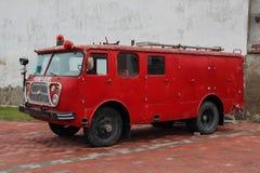 тележка пожара старая Стоковое фото RF