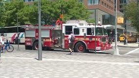 Тележка пожарных стоковая фотография