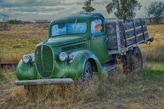 Тележка 1939 фермы Форда Стоковое Изображение