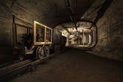 Тележка шахты Стоковые Фотографии RF