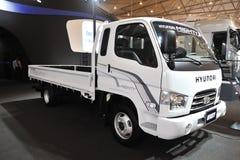 Тележка Hyundai Южной Кореи могущественная стоковое фото rf