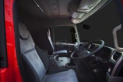 Тележка Sterring тяжелого грузовика Стоковая Фотография