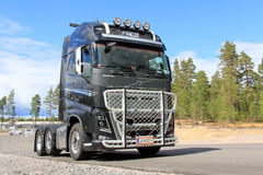 Тележка Volvo FH16 600 стоковые фото