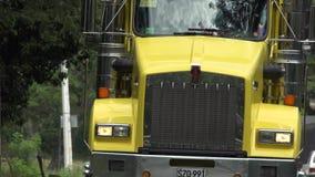 Тележки, прицеп для трактора, груз, поставка видеоматериал