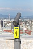 Телезритель башни Стоковое Изображение RF