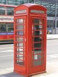Телефонная будка Лондона Стоковые Фотографии RF