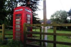 Телефонная будка Стоковые Фотографии RF