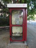 Телефонная будка Стоковое фото RF