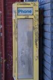 Телефонная будка Стоковые Фото