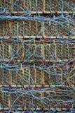 Телефонная сеть Стоковое Изображение