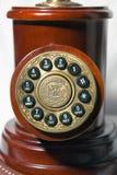Телефон, винтажный телефон 1 стоковая фотография