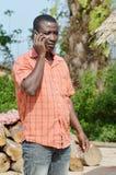 Телефон изумления стоковая фотография