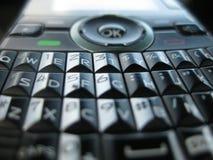 телефон кнопочной панели старый Стоковое фото RF