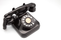 Телефон ретро Стоковые Фото