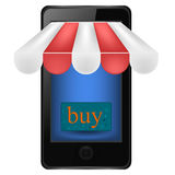 Телефон с покупкой слов бесплатная иллюстрация
