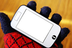 телефон франтовской Стоковое Изображение