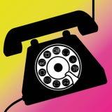Телефон Иллюстрация штока
