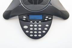 Телефон IP - прибор конференции Стоковая Фотография