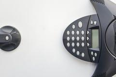 Телефон IP - прибор конференции Стоковые Фотографии RF