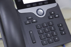 Телефон IP Стоковое Фото