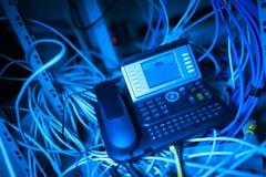 Телефон IP Стоковая Фотография