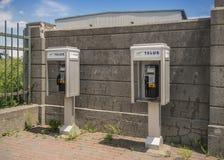 Телефон Telus общественный Стоковые Фото
