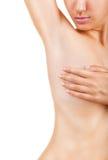 Тело женщины стоковое изображение rf