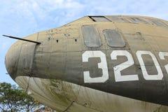 Тело старого воздушного судна Стоковые Фото