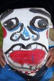Тело танцора брюшка стоковое изображение