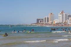 Тель-Авив. Израиль стоковая фотография