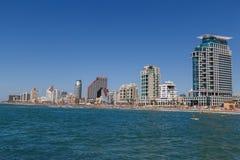 Тель-Авив. Израиль стоковое фото