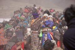 тибетец будизма Стоковые Фото