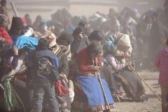 тибетец будизма Стоковые Изображения