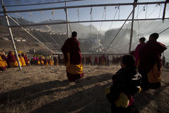 тибетец будизма Стоковое Изображение