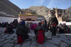 тибетец будизма Стоковое фото RF