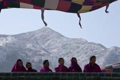 тибетец будизма Стоковая Фотография RF