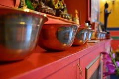 тибетец виска Стоковая Фотография RF