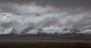 тибетец плато Стоковые Изображения