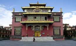 тибетец скита Стоковая Фотография RF