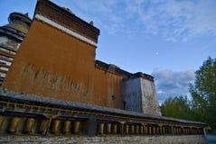 тибетец скита стоковое фото rf