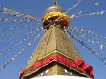 тибетец stupa Стоковое Изображение RF