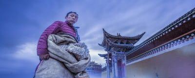 тибетцы стоковые изображения rf