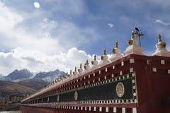 Тибет стоковое фото rf