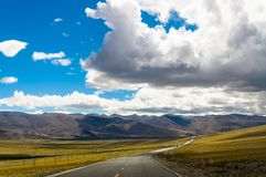 Тибет Ngari Sanai стоковое фото