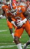 Тигры Clemson футбола NCAA на шаре фиесты Стоковое Фото
