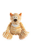 тигр игрушки стоковое фото rf