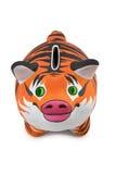 тигр шерсти Стоковое Изображение