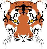 тигр 2010 Стоковые Фотографии RF