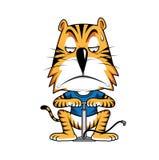 Тигр Vactor Стоковые Изображения RF